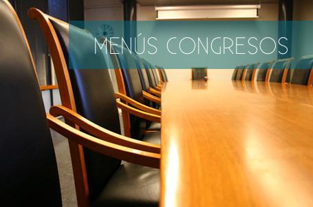 Menus catering para congresos en Tenerife